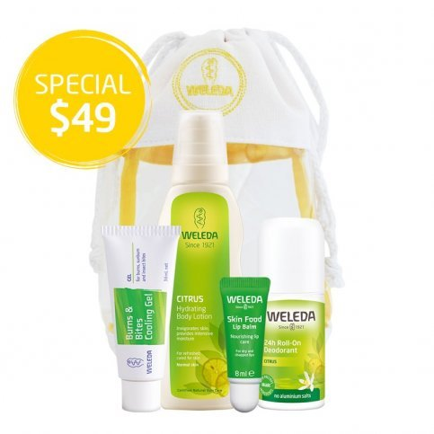 Weleda Summer Essentials Pack - SPECIAL (Save $32)
