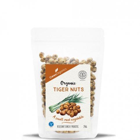 Tiger Nuts  (Ceres, Organic) - 250g