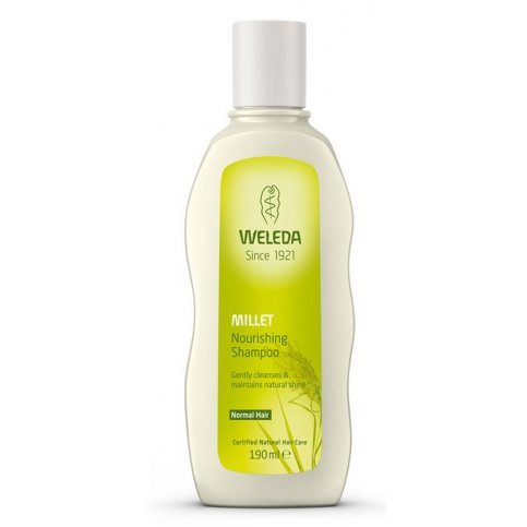 Weleda Millet Replenishing Shampoo - 190ml