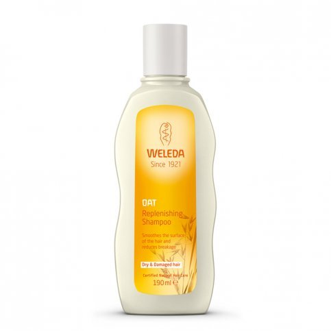 Weleda Oat Replenishing Shampoo - 190ml