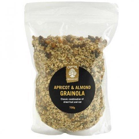 Apricot and Almond Grainola (Organic, Bulk) - 10kg