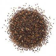 Quinoa Black (Organic, Gluten Free, Bulk) - 3.5kg, 10kg & 25kg