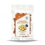 Sundried Goldenberries / Inca Berries (Ceres, Organic) - 100g
