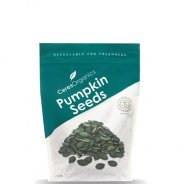 Pumpkin Seeds (Ceres, Organic, Whole) - 300g