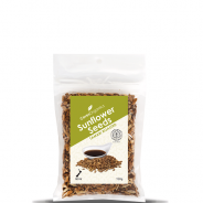 Sunflower Seeds Tamari Roasted (Ceres, Organic) - 150g