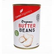 Butter Beans (Organic) - 400g can
