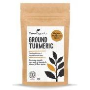 Turmeric Powder (Ceres, Organic) - 120g