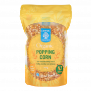 Popping Corn (Chantal, Organic, NZ Grown) - 500g & 1kg