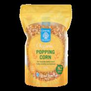 Popping Corn (Chantal, Organic, NZ Grown) - 500g & 1kg