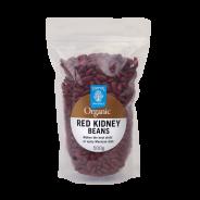 Red Kidney Beans (Chantal, Organic, Dried) - 500g