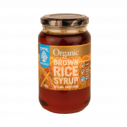 Rice Malt Syrup (Chantal, Organic) - 900g