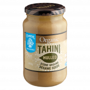 Tahini Hulled (Chantal, Organic) - 390g