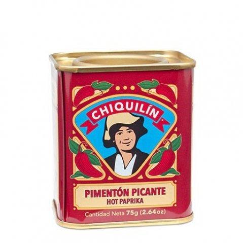 Paprika, Hot (Chiquilin) - 75g