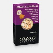 Cacao Beans (organic, raw, sundried) - 100g