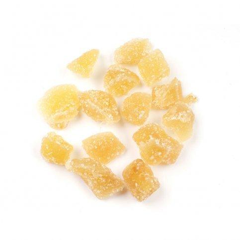 Crystallised Ginger - 500g & 1kg