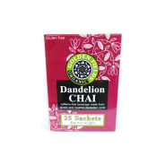 Dandelion Chai Beverage (organic, NZ grown) - 25 bags