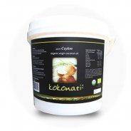 Coconut Oil Virgin (cold-press, organic, bulk) - 4L, 10L & 20L