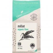 Millet Flour (hulled, organic, gluten free) - 400g