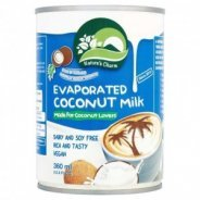 Evaporated Coconut Milk (Gluten Free, Vegan) - 360g