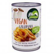 Vegan Calamari (Made From Mushrooms) - 425g