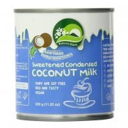 Sweetened Condensed Coconut Milk (gluten free, vegan) - 320g