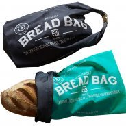 Onya Bread Bag (Made From Recycled Materials, No Freezer Burn!)