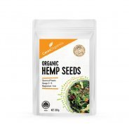 Hemp Hearts (Organic, Hulled Hemp Seeds, Hemp Farm) - 200g