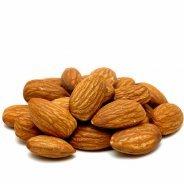Almonds, Roasted (Transitional Organic, Unsalted, Bulk) - 3kg