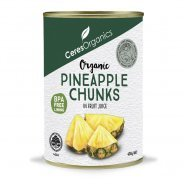Pineapple Chunks (Organic, In Fruit Juice) - 400g