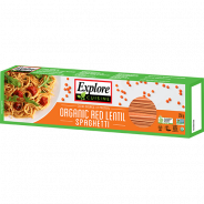 Red Lentil Spaghetti (Organic, Gluten-free Pasta) - 250g