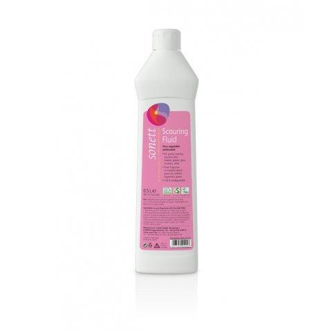 Scouring Fluid (Sonett, Cream Cleaner, Biodegradable) - 500ml