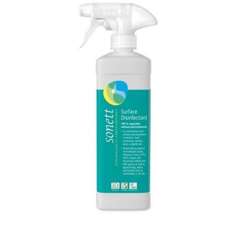 Surface Disinfectant (Sonett, Vegan, Biodegradable) - 500ml