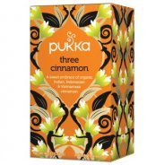 Pukka Teas, Three Cinnamon (Organic, Fair Trade) - 20 bags