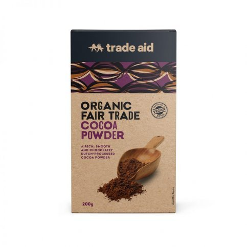 Cocoa Powder (Organic, Fair Trade) - 200g