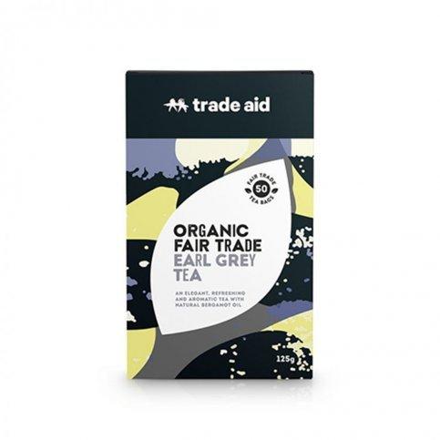 Earl Grey Tea (Organic, Biodynamic, Trade Aid) - 50 Tea Bags