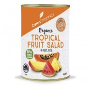 Tropical Fruit Salad (Organic, In Fruit Juice) - 400g