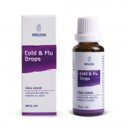 Weleda Cold & Flu Drops - 30ml