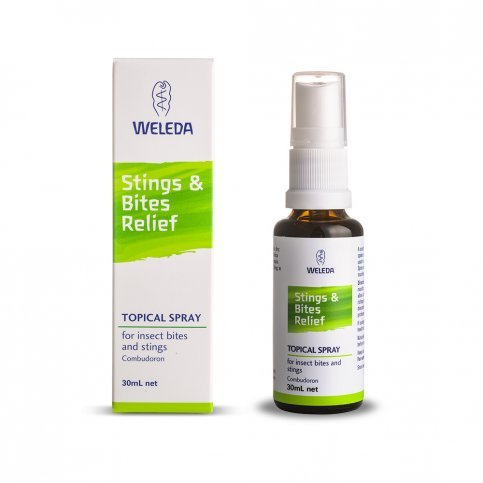 Weleda Stings & Bites Relief Spray - 30 ml